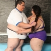 Super Sized FAT GIRL beauties fight & fuck in teh ring\r\nbbwfc_monikajitka07